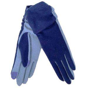 Lauren by Ralph Lauren Touch Gloves Blue